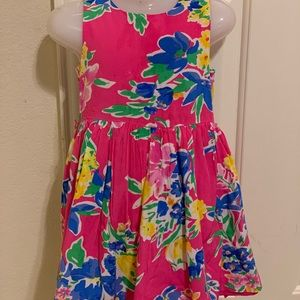 Polo Ralph Lauren toddler girl dress size 2t